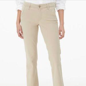 Classic Uniform Twill Pants Aeropostale khaki NEW